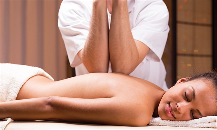 Choice of Deep Tissue Massage with Optional Cupping at Rose Day Spa