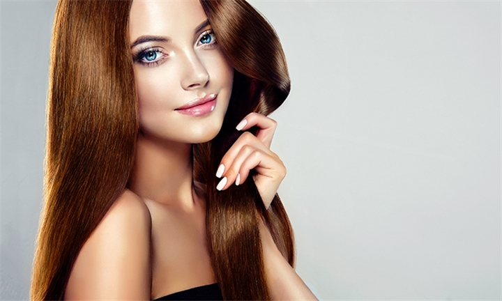 Wash, Cut and Blow-Dry with Optional Treatment and Colour at Heavenlyheads Hair and Beauty Salon