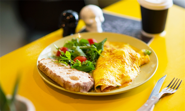 Choice of Breakfast for up to Four at Redemption Street Kitchen & Bar