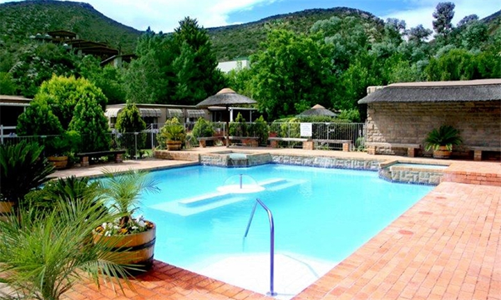 Western Cape: 3-Night Midweek Stay in a Large Plettenberg for up to Four at Montagu Springs Resort