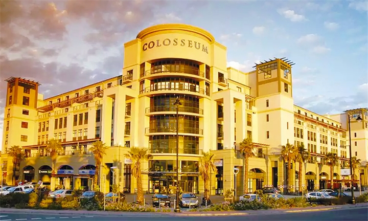 Cape Town: 3-Night Anytime Stay for Two at Colosseum Luxury Hotel