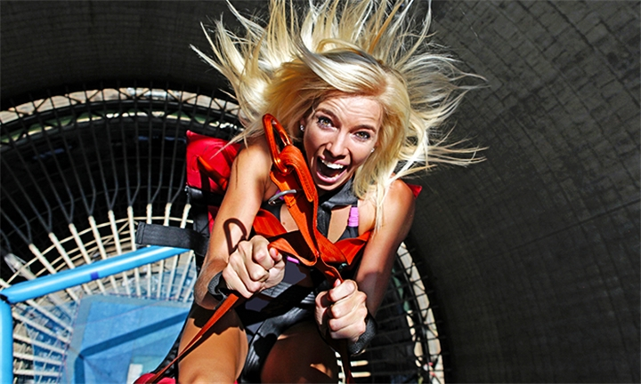 Freefall Experience at Orlando Towers for up to Four with Scad Freefall SA