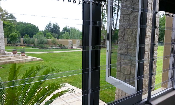 Pay R199 and Get R2000 Off Transparent Burglar Bar Home Installation at See-Thru Security