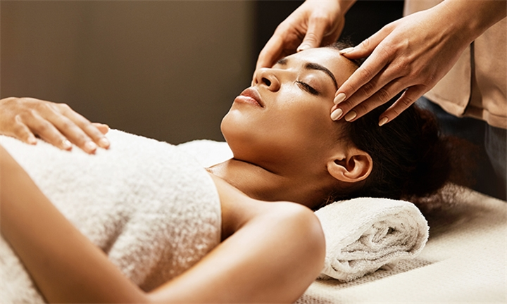 Pamper Package Including a Light Meal for One or Two at The Beauty Box Northcliff