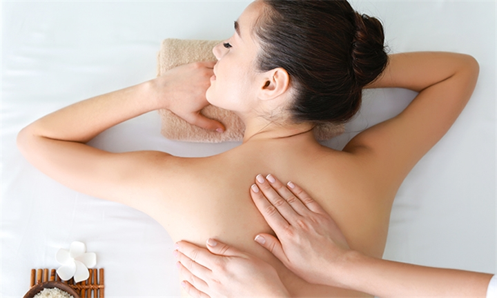 Deluxe Facial with Back, Neck & Shoulder Massage for One or Two at International Academy Day Spa