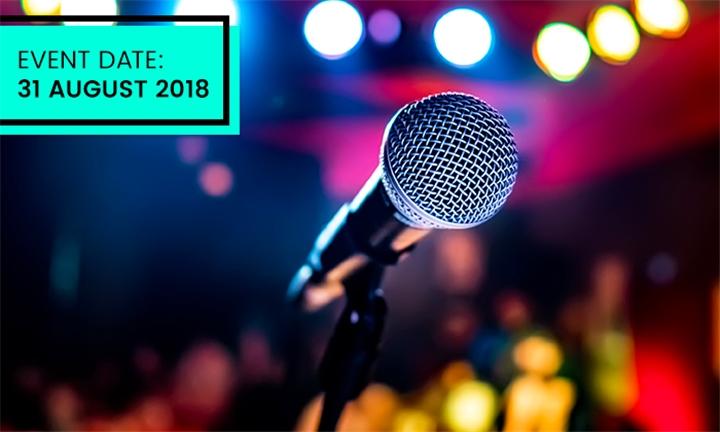 "Friday Night Comedy Show presents ""Day Zero – The Water Shortage Tour"" at Gateway Hotel Featuring Carl Weber, Kagiso Mokgadi, Dalin Oliver and Yaaseen Barnes"