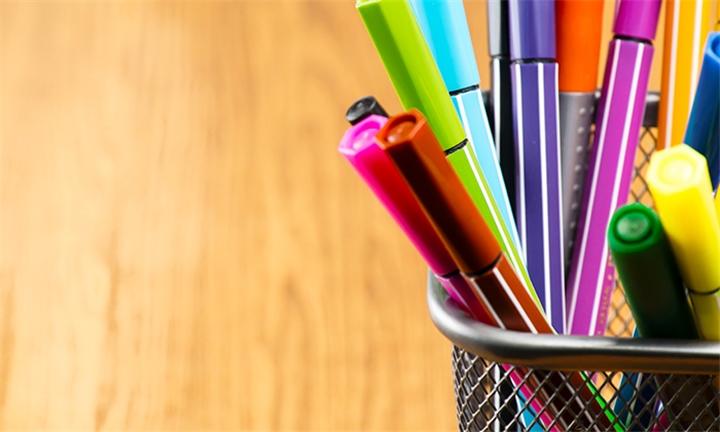 Design Your Own Pen Labels