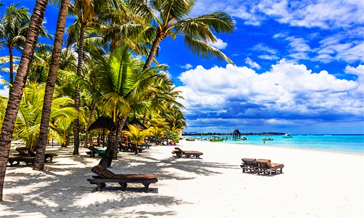 Mauritius: 7-Night Stay for Two Including Airport Transfers, Breakfast, Dinner and a Massage at Sunset Reef Resort & Spa Hotel