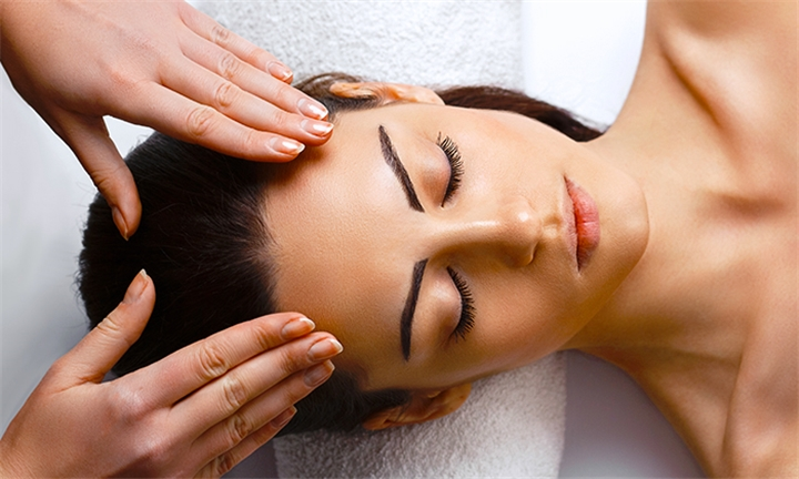 60-Minute Swedish Massage with Optional Gelish Mani and/or Pedi at Golden Leaf Nails & Beauty Salon
