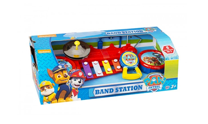 Paw Patrol Band Station for R299