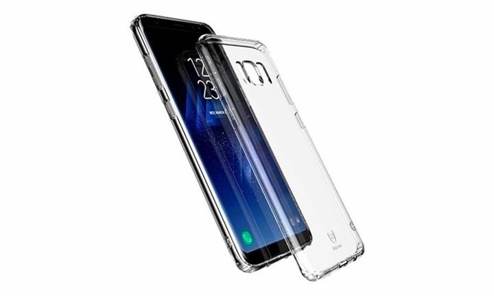 Baseus Slim Shockproof Transparent Cover Case for Samsung Galaxy S8 for R229