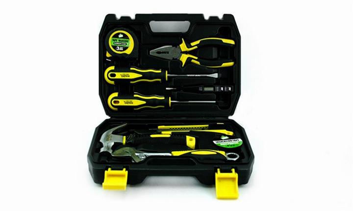 Waldo 10-Piece Homeowner Tool Set for R399
