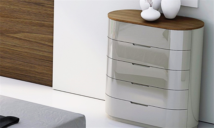 Milan Chest Of Drawers for R5699