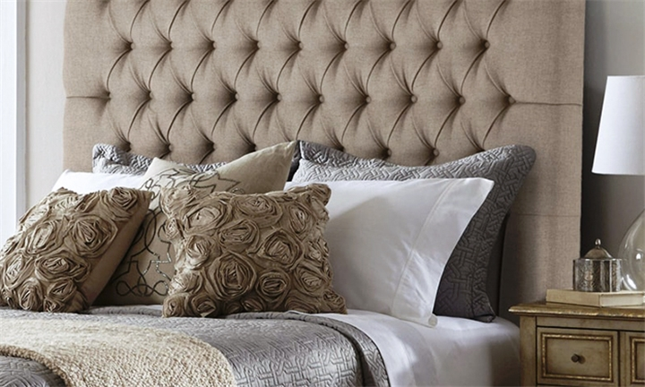 Kate Deep Button Headboard from R2499 + Free Delivery