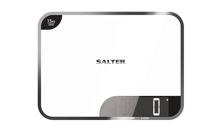Salter Electronic 15kg Chop Board Digital Scale for R399