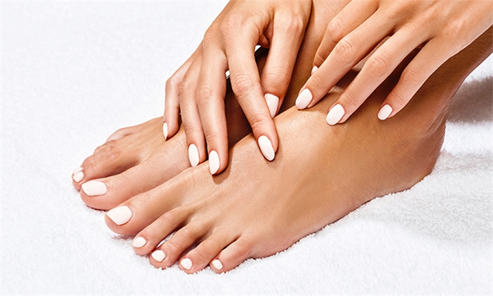 Manicure and/or Pedicure with Gel Overlay at Noritha Hair and Beauty