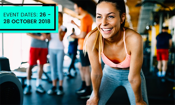 Ticket for Two to the FIBO Global Fitness Africa Expo