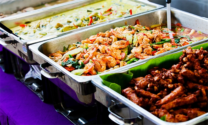 All-You-Can-Eat Buffet with Bottomless Soda for Two at The Village Buffet