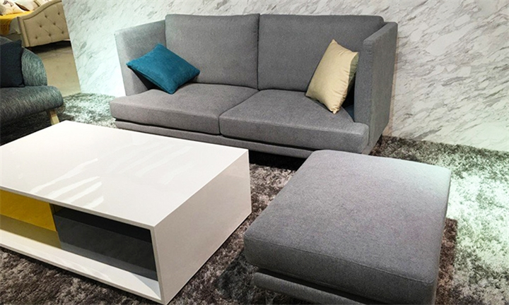 Ottawa Fabric Sofa With Ottoma for R6199