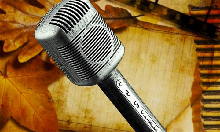 Bluetooth Retro Karaoke Microphone for R299