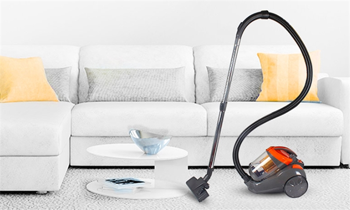 Panasonic 2000W Bagless Canister Vacuum Cleaner + 30 Day FREE Cover for R1099*