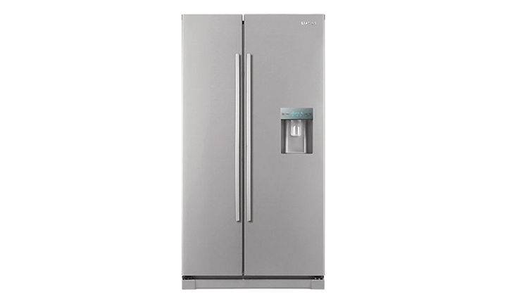 Samsung 520L Side-by-Side Fridge with Frost Free & Multi Flow for R11999