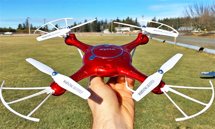 Syma X5UW Explorers Quadcopter Drone with HD Camera for R1299