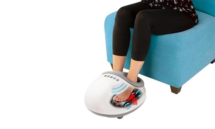 HoMedics Shiatsu Air Pro Foot Massager with Heat for R2199