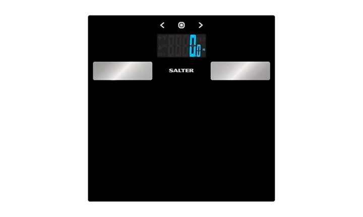 Salter Glass Electronic Body Analyser for R349