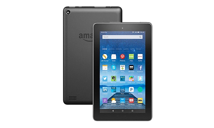 Amazon Kindle Fire 7 + 30 Day FREE Cover for R1099*