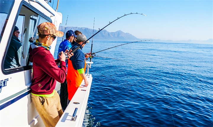 Game and Sport Inshore Fishing Experience for Two with Beyond Blue Charters