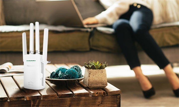 WiFi Range Extender Wireless Router for R549