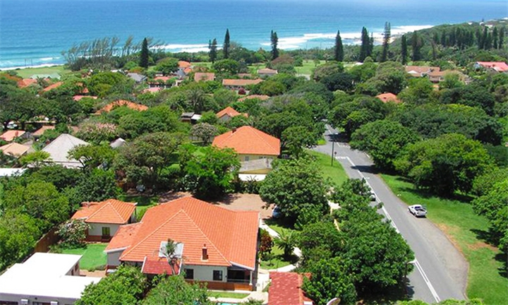 KwaZulu-Natal: 1 or 2-Night Stay for Two at Ocean Park Guesthouse