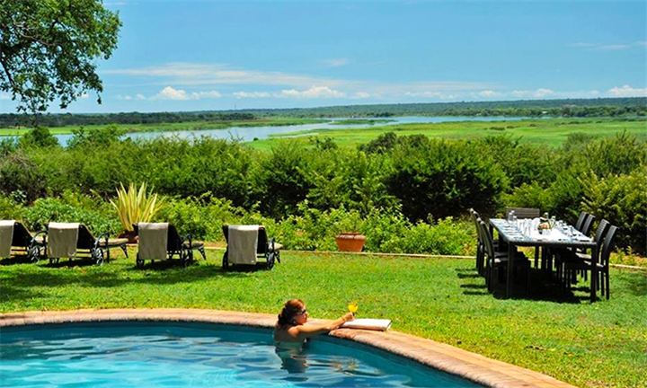 Victoria Falls: 3-Night Stay Including Flights, Transfers, Meals and Activities