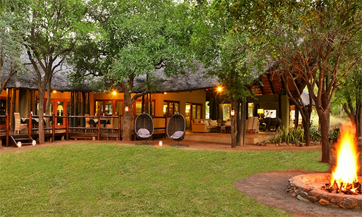 North West: 1 or 2-Night Anytime Stay for Two Including Meals and 2 x Game Drives Daily at Black Rhino Game Lodge