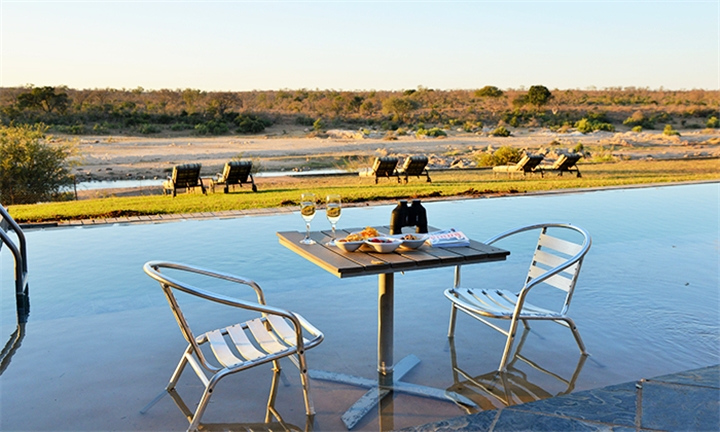 Mpumalanga: 1 or 2-Night Anytime Stay for Two Including Meals and 2 x Game Drives Daily at Mjejane River Lodge