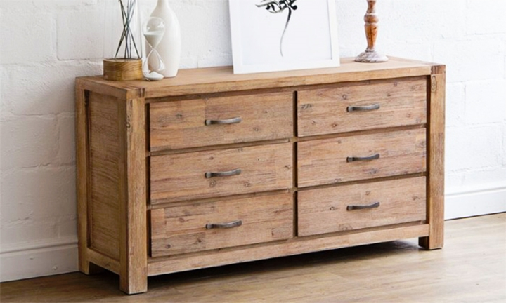 Vancouver II Dresser (6 Drawer) for R7999 + Free Delivery