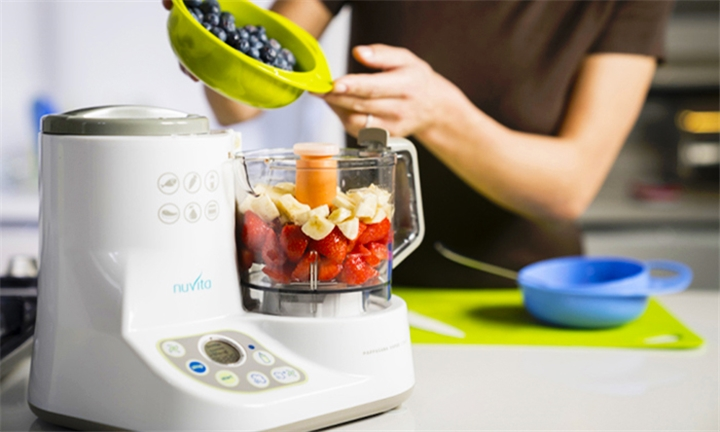 Nuvita Pappasana. Steam Cooker Food Processor for R1499