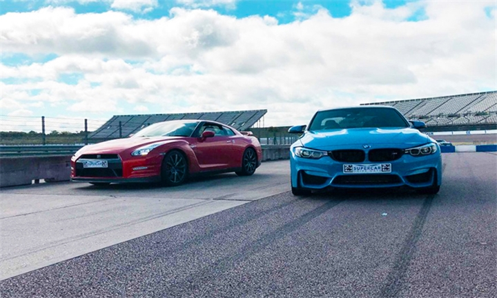 BMW M3 Hot Laps or Drifting Experience with Gift Experience South Africa