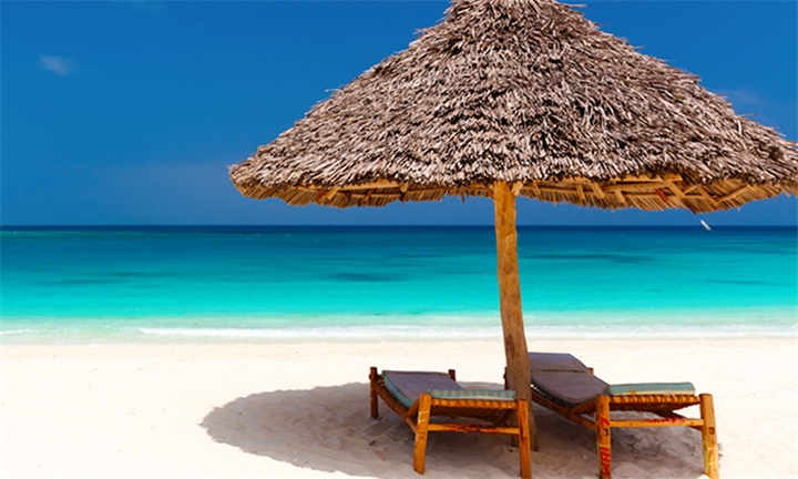Zanzibar: 7-Night Stay for Two Including Return Flights, Transfers and Breakfast at Sunset Bungalows