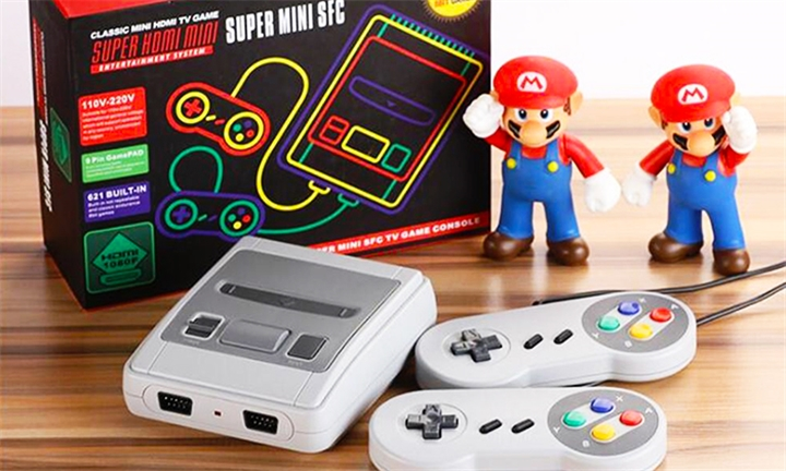 8-Bit Classic Gaming Console with 620 Games for TV for R599