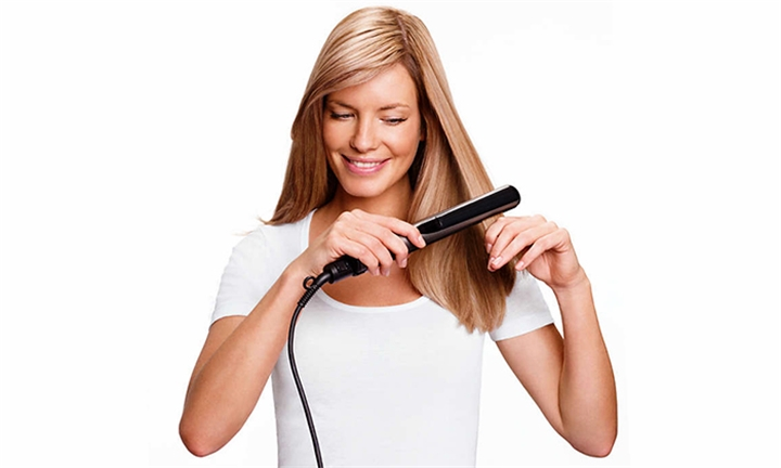 Philips Care & Nano Diamond Straightener for R549