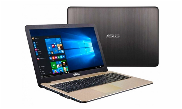 ASUS 15.6'' VivoBook with Celeron N3350, 2GB, 500GB & WIN 10 for R3699