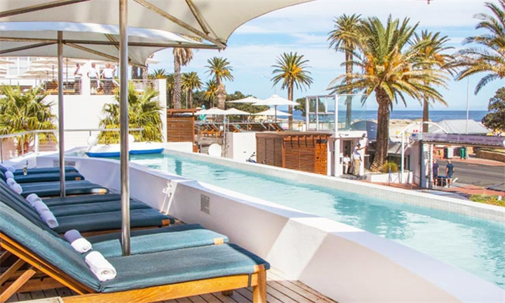 Camps Bay: 1-Night Stay for Two Including Breakfast at The Bay Hotel