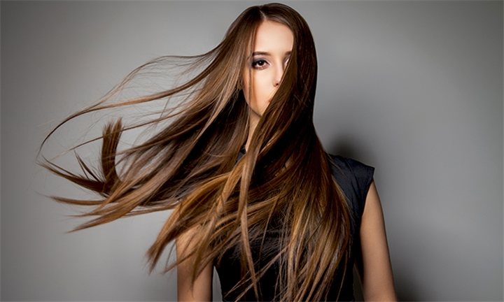 Brazilian Blowout with Optional Cut at MatrixHairChick