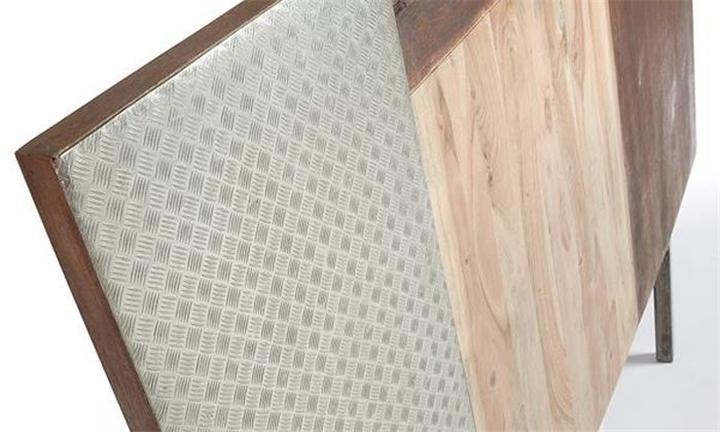 Loft Headboard Mango Wood 165W X 120 High for R8499