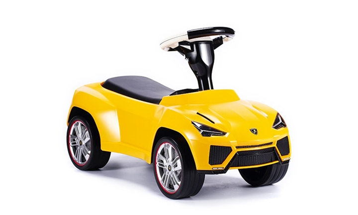 Licensed Lamborghini Baby Racer Ride-On for R999