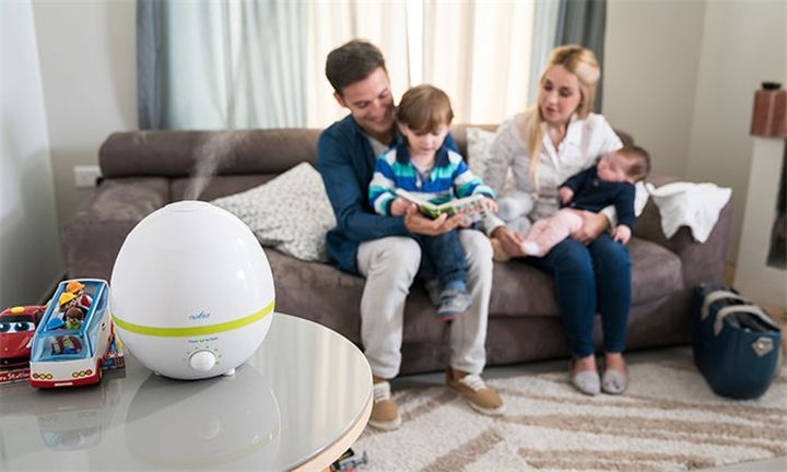 Nuvita Ultrasonic Silver Ion Humidifier for R899