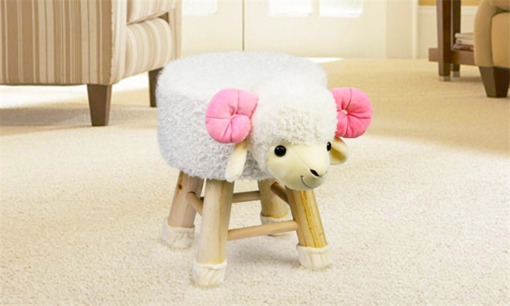 Animal Friends Ottoman for R349