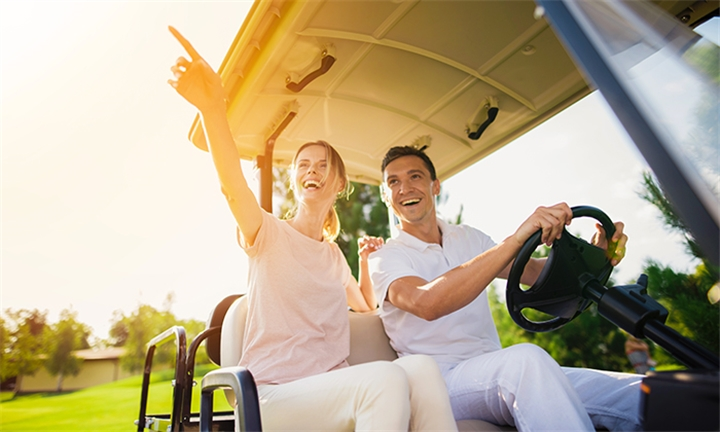 1-Hour Guided Golf Cart Tour of Durban Botanical Gardens for up to Six Including Hot Drink & Treat with DBG Tours